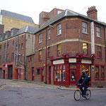 Morgens in Oxford hat man die Stadt für sich (2003)