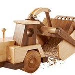 Construction-Grade Scraper Plan & Parts from WOOD Magazine