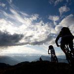 Mountainbiken im Ötztal
