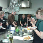 Kochkurs im Ristorante Alitalia - Ihr Italiener in Hamburg