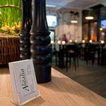 Tresen im Ristorante Alitalia - Ihr Italiener in Hamburg
