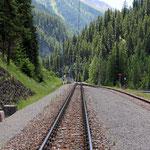 Schweizer-Eisenbahnen Davos Monstein