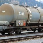 Schweizer-Eisenbahnen RhB Güterwagen Za - 8148