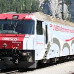 Schweizer-Eisenbahnen - Ge 4/4 III * 650