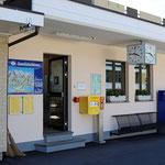 Schweizer Eisenbahnen Bahnhof Zweilütschinen