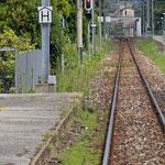 Schweizer-Eisenbahnen Bahnhof Caslano