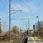 Schweizer-Eisenbahnen Bahnhof Kurzrickenbach Seepark