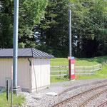 Schweizer-Eisenbahnen Bahnhof Alter Zoll