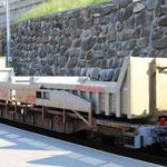 Schweizer-Eisenbahnen RhB Güterwagen Sl - 7754