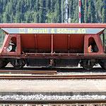Schweizer Eisenbahnen - Fad * 752
