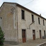 Bilder Bahnhof Luras (Aufnahme vom Mai 2013)