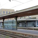 Schweizer-Eisenbahnen Bahnhof Lenzburg