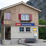 Schweizer-Eisenbahnen - Bahnhof Rothenbrunnen
