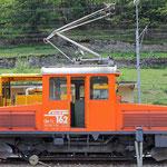Schweizer-Eisenbahnen - Ge 2/2 * 162