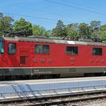 Schweizer-Eisenbahnen - Re 420 * 235