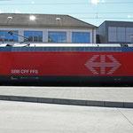 Schweizer-Eisenbahnen - Re 460 * 072
