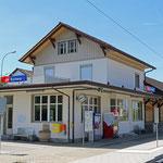 Schweizer-Eisenbahnen - Bahnhof Eschenz