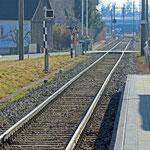Schweizer-Eisenbahnen Bahnhof Kesswil