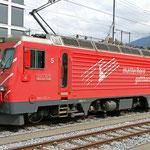 Schweizer-Eisenbahnen - HGe 4/4 II * 5