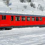 Schweizer-Eisenbahnen - BDt * 4363