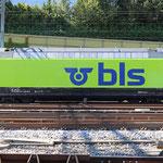 Schweizer-Eisenbahnen - Re465 / 013