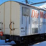 Schweizer Eisenbahnen - Gk * 514