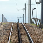 Schweizer-Eisenbahnen Bahnhof Stoss AR