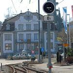 Schweizer-Eisenbahnen Bahnhof Beinwil am See
