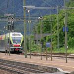 Bilder Bahnhof Brixen (Aufnahme vom Mai 2014)