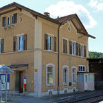 Schweizer-Eisenbahnen Bahnhof Schlatt