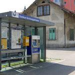 Schweizer-Eisenbahnen - Bahnhof Dietikon Schöneggstrasse