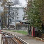 Schweizer-Eisenbahnen Bahnhof St. Gallen Notkersegg