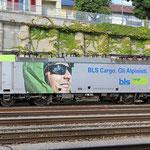 Schweizer-Eisenbahnen - Re 486 / 502