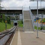 Schweizer-Eisenbahnen - Bahnhof Winterthur Wittenbach