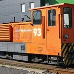 Schweizer-Eisenbahnen - Tm 2/2 * 93