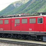 Schweizer-Eisenbahnen - Ge 6/6 II * 704