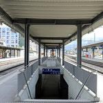 Schweizer-Eisenbahnen - Bahnhof Wattwil