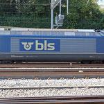 Schweizer-Eisenbahnen - Re465 / 009