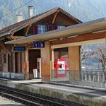Bahnhof Filisur (Aufnahme vom Dezember 2016)