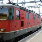 Schweizer-Eisenbahnen - Re 420 * 337