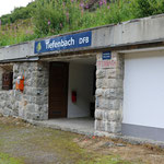 Schweizer-Eisenbahnen - Bahnhof Tiefenbach