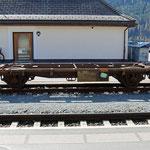 Schweizer-Eisenbahnen RhB Güterwagen Lb - 7865