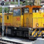 Schweizer-Eisenbahnen - Gmf 4/4 * 243