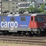 Schweizer-Eisenbahnen - Re 420 * 346