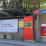Schweizer-Eisenbahnen Bahnhof St. Gallen Schülerhaus