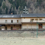 Schweizer-Eisenbahnen Bahnhof Rodi-Fiesso