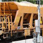 Schweizer-Eisenbahnen RhB Güterwagen Xac - 9434