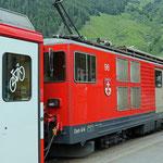 Schweizer-Eisenbahnen - Deh 4/4 II * 96