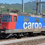 Schweizer-Eisenbahnen - Re 421 / 373
