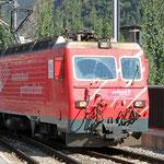 Schweizer-Eisenbahnen - HGe 4/4 II * 108